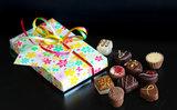 Bonbons bloemen _