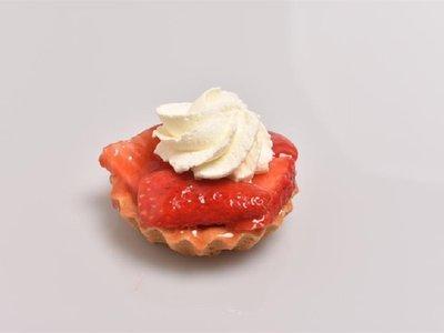 Hardewener Aardbeien gebakje